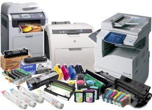 Suprimento para impressora